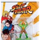 Nano Metalfigs Figures Street Fighter #SF05 Blanka Jada Toys Die-Cast Metal