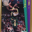 1992 Fleer Basketball Card #266 Shawn Kemp