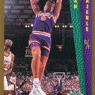 1992 Fleer Basketball Card #267 Dan Majerle