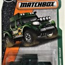 2017 Matchbox #115 Swamp Raider