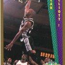 1992 Fleer Basketball Card #271 Sean Elliot