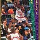 1992 Fleer Basketball Card #272 Ron Harper