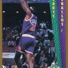 1992 Fleer Basketball Card #275 Cedric Ceballos