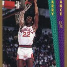 1992 Fleer Basketball Card #276 Larry Nance