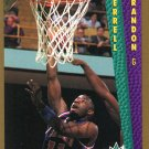 1992 Fleer Basketball Card #280 Terrell Brandon