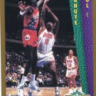 1992 Fleer Basketball Card #285 Manute Bol