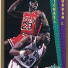 1992 Fleer Basketball Card #273 Michael Jordon