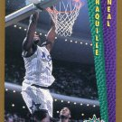 1992 Fleer Basketball Card #298 Shaquille O'Neal