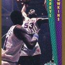 1992 Fleer Basketball Card #300 Darryl Dawkins