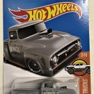 2017 Hot Wheels #108 Custom 56 Ford Truck
