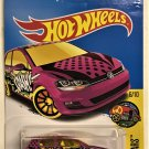 2017 Hot Wheels #111 Volkswagen Golf MK7