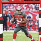 2016 Donruss Football Card #274 Doug Martin