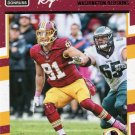 2016 Donruss Football Card #297 Ryan Kerrigan