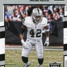 2016 Donruss Football Card #324 Karl Joseph