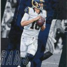 2017 Absolute Football Card #3 Jared Goff