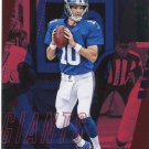2017 Absolute Football Card #35 Eli Manning