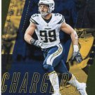 2017 Absolute Football Card #64 Joey Bosa