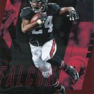 2017 Absolute Football Card #79 Devonta Freeman