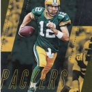 2017 Absolute Football Card #87 Aaron Rodgers