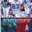 2017 Absolute Football Card Kickoff #9 Eddie George