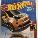2018 Hot Wheels Daredevils #2 Fiat 500
