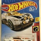 2018 Hot Wheels Daredevils #5 Rally Cat