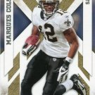 2010 Epix Football Card #61 Marquese Colston