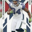 2010 Epix Football Card #88 T J Houshmandzadeh