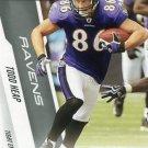 2010 Prestige Football Card #18 Todd Heap