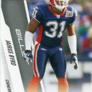 2010 Prestige Football Card #22 Jairus Byrd