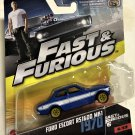 Mattel 1:55 Fast & Furious #6 Ford Escort RS1600 MK1