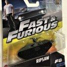 Mattel 1:55 Fast & Furious #22 Ripsaw