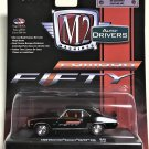 M2 Machines Auto Drivers R45 #17-41 1969 Chevrolet Camaro SS/RS 396