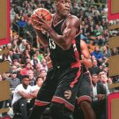 2017 Donruss Basketball Card #139 Pascal Siakam