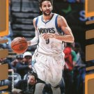 2017 Donruss Basketball Card #145 Ricky Rubio