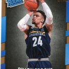 2017 Donruss Basketball Card #152 Dillon Brooks