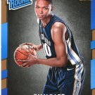 2017 Donruss Basketball Card #156 Ivan Rabb