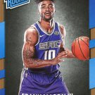 2017 Donruss Basketball Card #167 Frank Mason III