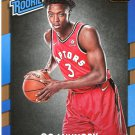 2017 Donruss Basketball Card #178 OG Anunoby