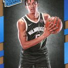 2017 Donruss Basketball Card #184 D J Wilson