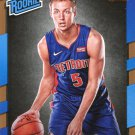 2017 Donruss Basketball Card #189 Luke Kennard