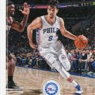 2017 Hoops Basketball Card #3 Dario Saric
