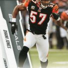 2010 Prestige Football Card #44 Dhani Jones