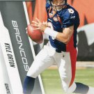 2010 Prestige Football Card #63 Kyle Orton