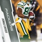 2010 Prestige Football Card #72 Donald Driver
