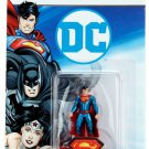 Nano Metalfigs Figures DC Superman # DC15 Jada Toys Die-Cast Metal