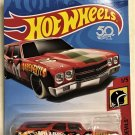 2018 Hot Wheels Daredevils #1 70 Chevelle SS Wagon RED