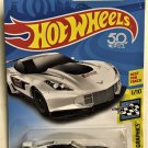 2018 Hot Wheels #27 Corvette C7R
