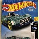 2018 Hot Wheels #34 Monteracer