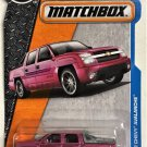 2017 Matchbox #24 02 Chevy Avalanche